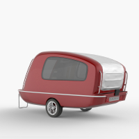 Colour-Bodyshell Ruby Red RAL 3003